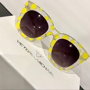 Victoria Michael Sunglasses